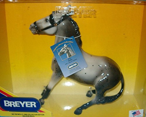 Breyer Molly Mule NIB