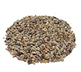 CNZ Aquarium Natural River Gravel 5-Pound