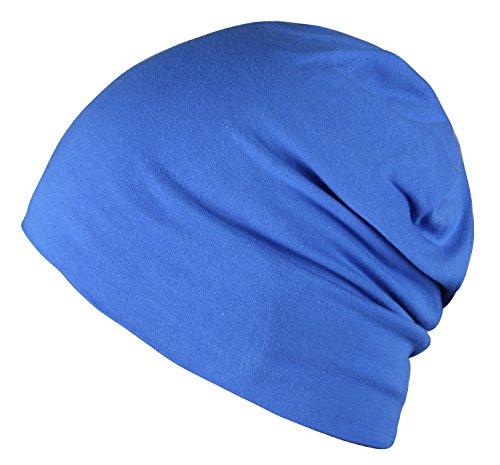 Royal Blue Knit Hat - 8