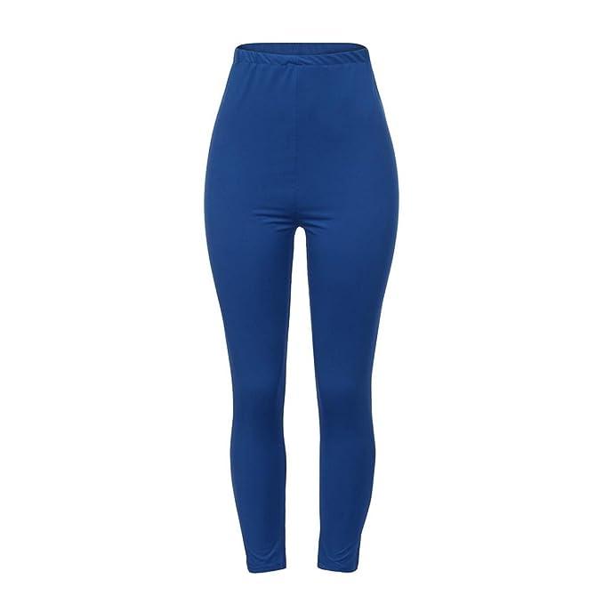Cinnamou Pantalones cortos ajustados embarazadas de cintura alta casual premamá ropa de leggings