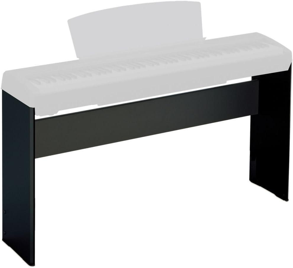Yamaha L-85 Negro soporte para equipo de audio y DVD - Soporte para equipo de audio y DVD (negro)