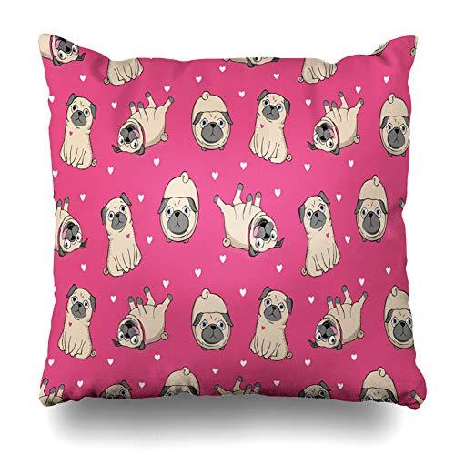Suesoso Decorative Pillows Case 18 X 18 inch