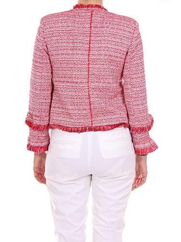 lana N E18415bo001522 Cardigan Woman in rossa Annarita 4zw6qF