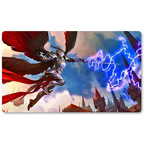 (Warleader's Helix - Board Game MTG Playmat Table Mat Games Size 60X35 cm Mousepad Play Mat for Yugioh Pokemon Magic The Gathering)