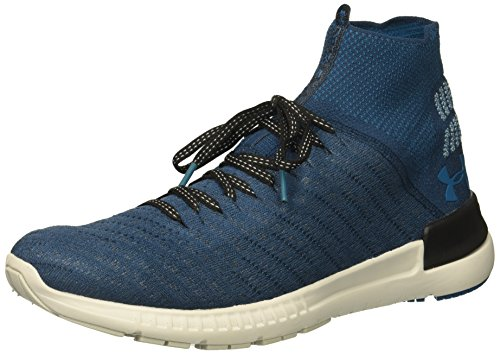 (Under Armour Men's Highlight Delta 2 Running Shoe, True Ink (918)/Glacier Gray, 12)