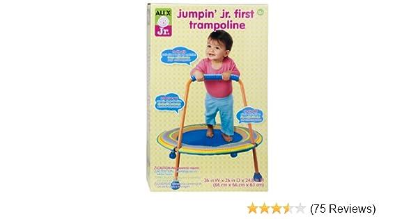 cb0329a07 Amazon.com  ALEX Toys ALEX Jr. Jumpin  Jr. - First Trampoline 1992N ...
