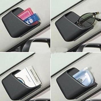 Delhitraderss -2 X Grey Car Pillar Pocket Holder Box Cigarette Cellphone Sunglasses Holder for - & Delhitraderss -2 X Grey Car Pillar Pocket Holder Box Cigarette ... markmcfarlin.com