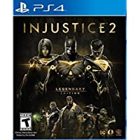 Injustice 2 Legendary Edition Legend Edition for PlayStation 4 by Warner Bros