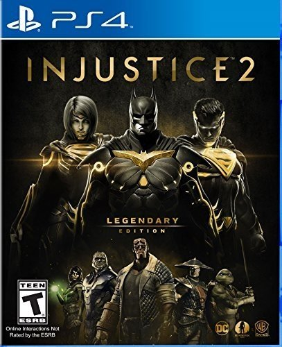 Top 8 best playstation 4 injustice 2 legendary 2020