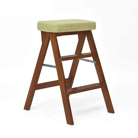 Amazon.com: Taburete de madera para barra de silla alta ...