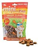 Nootie Mini Yumzies Grain Free Cheese Flavor Natural Chicken Treats, Half Pound, My Pet Supplies