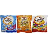 Pepperidge Farm Goldfish Crackers, Variety Pack (30 count), 29.4 oz