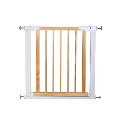 Indoor Safety Gates Adjustable Super Wide Child Gate Kitchen Bathroom  Bedroom Balcony Pet Fence Baby Gates