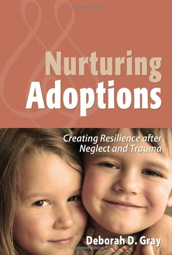 Download Nurturing Adoptions: Creating Resilience After Neglect and Trauma PDF