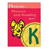 Horizons K Phonics and Reading Book 3 (Lifepac)