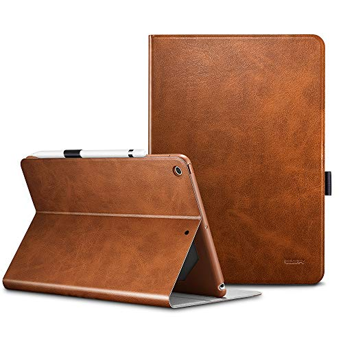 ESR Urban Premium Folio Case for iPad 9.7 2018/2017, Book Co