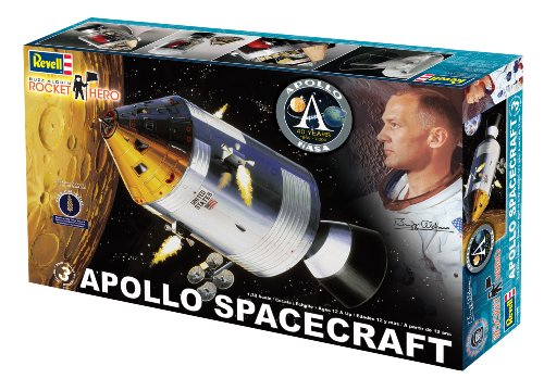 (Revell 1:32 Rocket Hero Apollo Spacecraft)