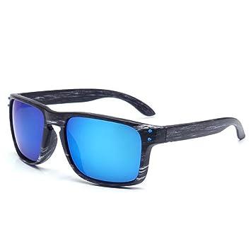 Gafas de sol inspiradas en medio marco Gafas de sol polarizadas con remaches metálicos Montar gafas