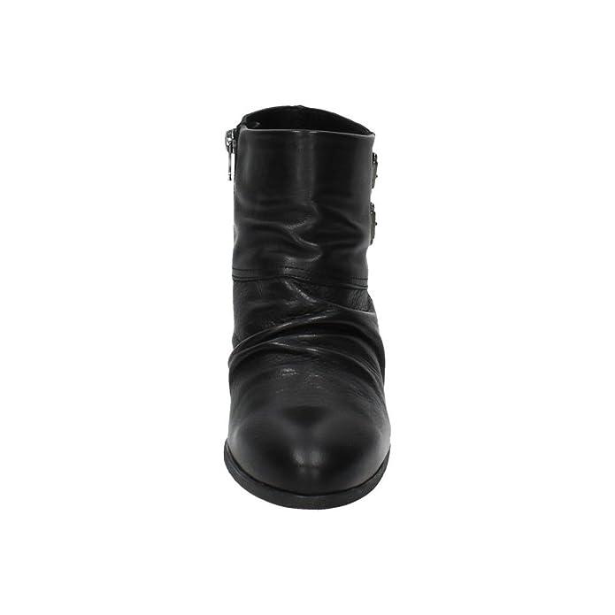 PAULA URBAN 1-72 Botines PAULA URBAN Mujer Botines Negro 36: Amazon.es: Zapatos y complementos