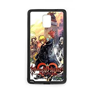 Samsung Galaxy Note4 N9108 phone Case Kingdom Hearts Protective Cell Phone Cases Cover DFG128363