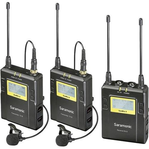 Saramonic 96 Channel TX9 Transmitter RX9