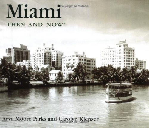 """A look at the history of Miami, with stunning modern and historic photography and captions describing the development of this famous town. Part of the highly successful """"Then & Now"""" series, this book looks at the changes in this attractive cit..."""