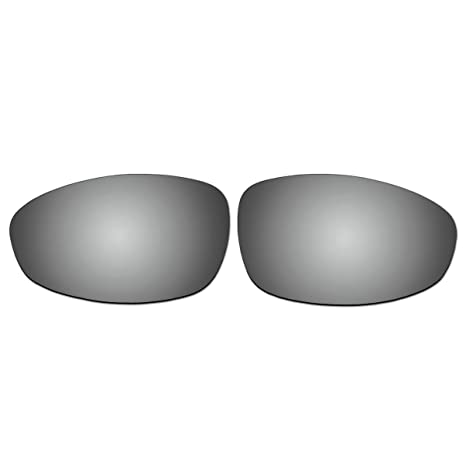 Amazon.com  ACOMPATIBLE Replacement Titanium Polarized Lenses for Oakley  Juliet Sunglasses  Sports   Outdoors b4de6d1122