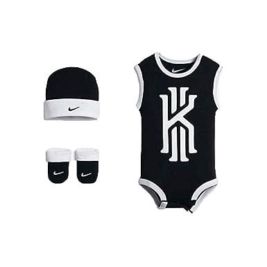 38f251c33fa7 Amazon.com  Nike Infant Babys 3-Piece Bodysuit