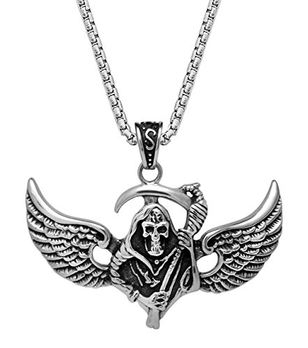 Golastartery Titanium Necklaces Pendant Necklace
