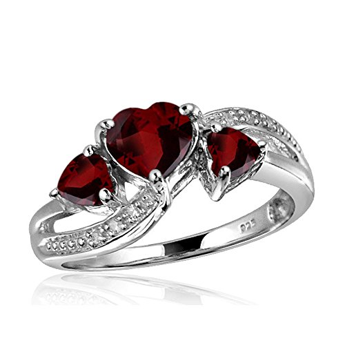 1-1-2-carat-tgw-garnet-and-white-diamond-accent-sterling-silver-heart-ring-size-9