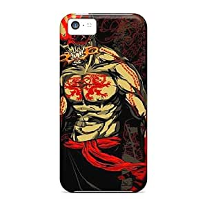 Iphone Cover Case - Ffdp Protective Case Compatibel With Iphone 5c