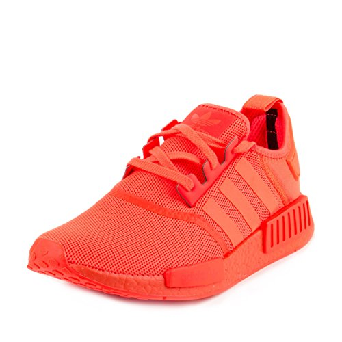 adidas Men's NMD_R1 Orange S31507 (SIZE: 13) by adidas Originals