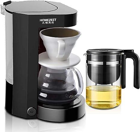 RUIXFCA Cafetera de Filtro, Cafetera, selector de Aroma, Filtro Permanente Lavable y función de Mantener Caliente ...