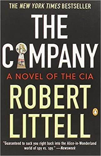 Book The Company: A Novel of the CIA by Robert Littell (2003-03-25)