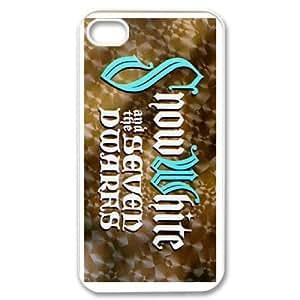 iPhone 4,4S Phone Case Snow White and Seven Dwarfs Q19Q387605