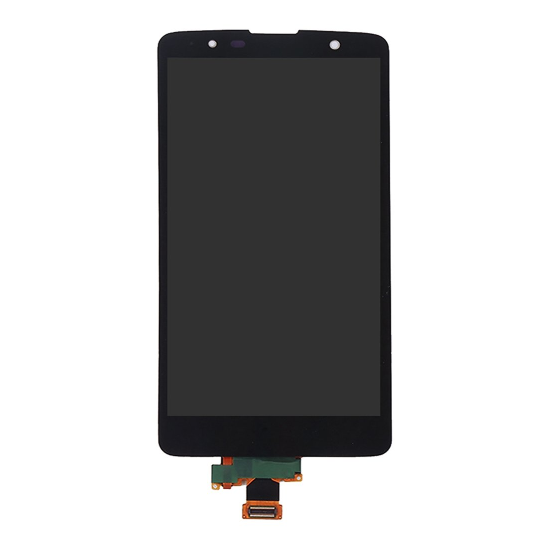 LCD Screen and Digitizer Full Assembly for LG Stylo 2 Plus / K530(Black) (Color : Black)