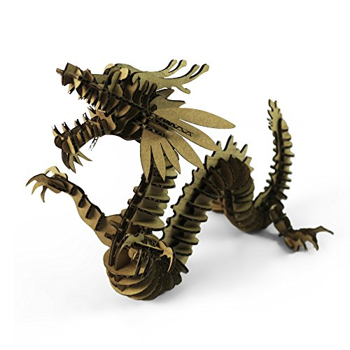 Paper Maker 3D Jigsaw Puzzle Dragon
