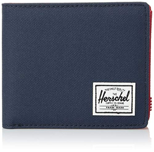 Herschel Supply Co. Unisex-Adult's Roy + Coin RFID Blocking Wallet, Navy/red, One - Ebay Coins