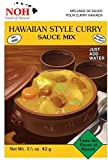 NOH Hawaiian Style Curry, 1.5-Ounce Packet, (Pack of 12)