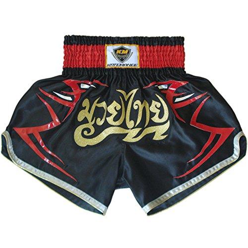 Katemanee Muay Thai Boxing Shorts KMBS-004 )