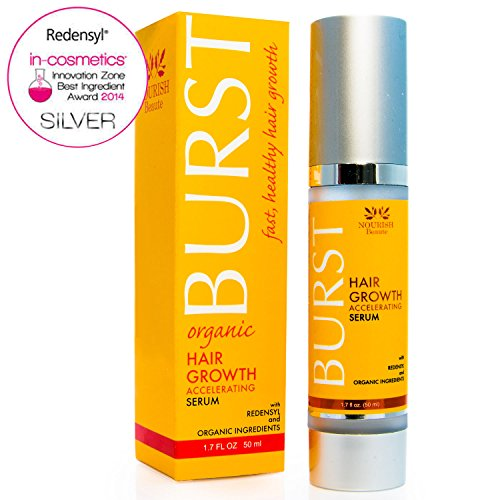 Nourish Beaute Treatment Growth Serum