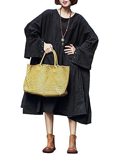 Mrs Basic Duberess Donna Black Camicia Bwr1AqBx6