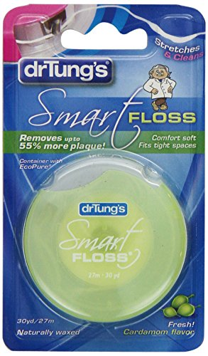 30 m Chaîne de soie dentaire intelligente Floss Dr Tung