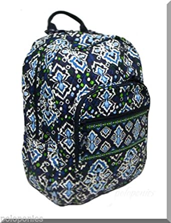 Image Unavailable. Image not available for. Color  Vera Bradley Campus  Backpack ... b6af51a33c