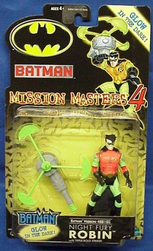 Batman Mission Masters Night Fury Robin