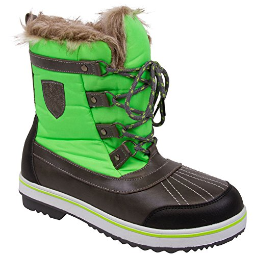 Imperial Riding Invierno schoen Colorful Green 37