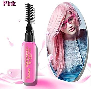 Marca DIY Nuevo color de tinte para el cabello No duele el ...