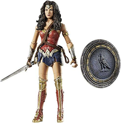 Batman v Superman: Dawn of Justice Multiverse 6″ Wonder Woman Figure