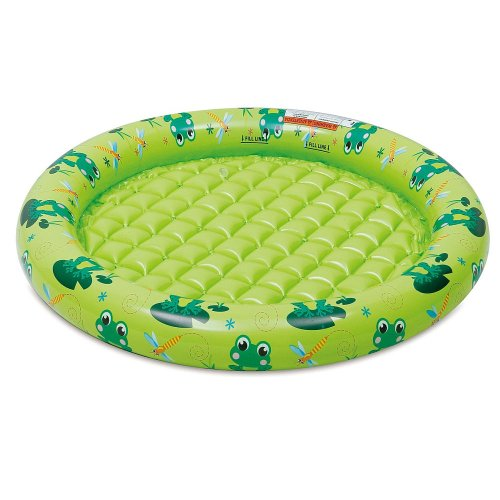- Sizzlin' Cool One Ring Pool with Inflatable Floor - Green