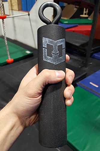 Grip Strength Training, 2 inch Piston Climbing and Pull Up Holds